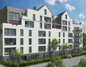 Achat / Vente programme immobilier neuf Villejuif proche centre (94800) - Réf. 3000