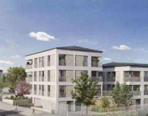 Achat / Vente programme immobilier neuf Villejuif proche future gare (94800) - Réf. 3363