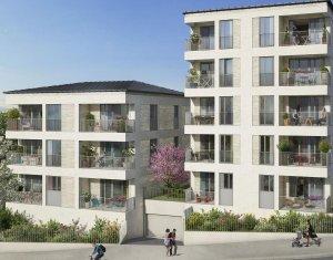 Achat / Vente programme immobilier neuf Villejuif quartier campus Grand Parc (94800) - Réf. 3345