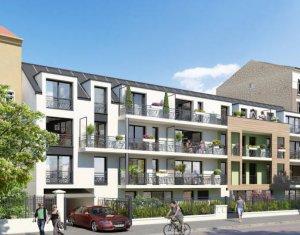 Achat / Vente programme immobilier neuf Villemomble à 250 mètres du RER E (93250) - Réf. 5250
