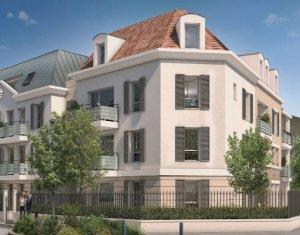 Achat / Vente programme immobilier neuf Villemomble proche commodités et écoles (93250) - Réf. 4242