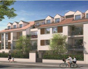 Achat / Vente programme immobilier neuf Villemomble proche du cœur de ville (93250) - Réf. 3562