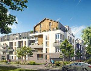Achat / Vente programme immobilier neuf Villeneuve-le-Roi proche RER C (94290) - Réf. 1598