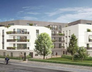 Achat / Vente programme immobilier neuf Villepinte à 500 mètres du RER B (93420) - Réf. 4300