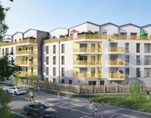 Achat / Vente programme immobilier neuf Villepinte au cœur de l'éco-quartier La Pépinière (93420) - Réf. 5925