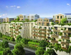 Achat / Vente programme immobilier neuf Villepinte écoquartier de la pépinière (93420) - Réf. 3936
