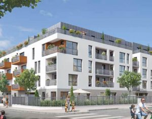 Achat / Vente programme immobilier neuf Villepinte proche centre-ville (93420) - Réf. 2033