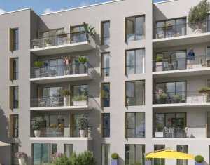 Achat / Vente programme immobilier neuf Villepinte proche RER B (93420) - Réf. 3348