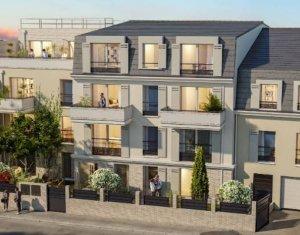 Achat / Vente programme immobilier neuf Villepinte proche RER B (93420) - Réf. 3633