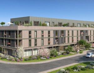 Achat / Vente programme immobilier neuf Villepreux proche gare Transilien N (78450) - Réf. 3589