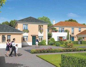 Achat / Vente programme immobilier neuf Villepreux proche plaine de Versailles (78450) - Réf. 2616