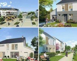 Achat / Vente programme immobilier neuf Villeron environnement calme (95380) - Réf. 426