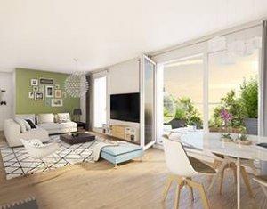 Achat / Vente programme immobilier neuf Villeron proche Paris (95380) - Réf. 2220