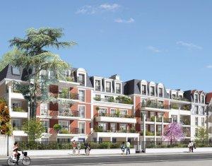Achat / Vente programme immobilier neuf Villiers-sur-Marne à 100m de la gare RER E (94350) - Réf. 1678
