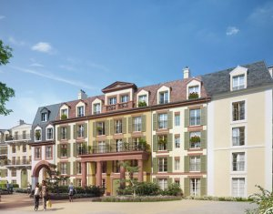 Achat / Vente programme immobilier neuf Villiers-sur-Marne à 700m de la gare RER E (94350) - Réf. 1616