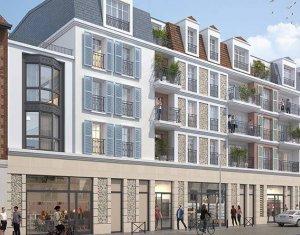 Achat / Vente programme immobilier neuf Villiers-sur-Marne à deux pas du RER E (94350) - Réf. 6174