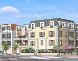 Achat / Vente programme immobilier neuf Villiers-sur-Marne à proximité immédiate du RER E et du centre ville (94350) - Réf. 4320
