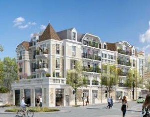 Achat / Vente programme immobilier neuf Villiers-sur-Marne face à la mairie (94350) - Réf. 3388