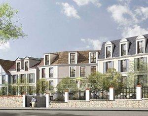 Achat / Vente programme immobilier neuf Villiers-sur-Marne proche gare (94350) - Réf. 1758