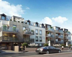 Achat / Vente programme immobilier neuf Villiers-sur-Marne proche RER E (94350) - Réf. 1380