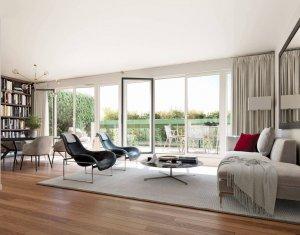 Achat / Vente programme immobilier neuf Villiers-sur-Marne quartier des Hautes-Noues (94350) - Réf. 6302