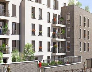 Achat / Vente programme immobilier neuf Villiers-sur-Marne quartier des stades (94350) - Réf. 481