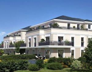 Achat / Vente programme immobilier neuf Viroflay au sud-est de Paris (78220) - Réf. 2129