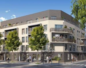Achat / Vente programme immobilier neuf Viroflay proche RER C (78220) - Réf. 4130