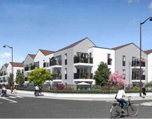 Achat / Vente programme immobilier neuf Viry-Chatillon quartier des Coteaux de l'Orge (91170) - Réf. 1330
