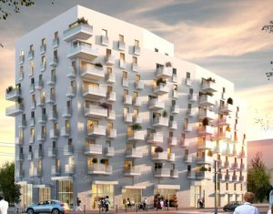 Achat / Vente programme immobilier neuf Vitry-sur-Seine angle Rouget de Lisle / Anselme Ronday (94400) - Réf. 1203