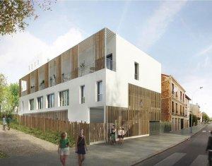 Achat / Vente programme immobilier neuf Vitry-sur-Seine proche des commerces (94400) - Réf. 2307