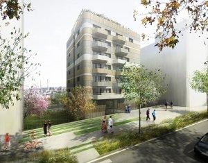 Achat / Vente programme immobilier neuf Vitry-sur-Seine proche des écoles (94400) - Réf. 260