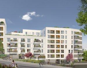 Achat / Vente programme immobilier neuf Vitry-sur-Seine proche tramway T9 (94400) - Réf. 3446