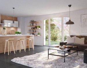 Achat / Vente programme immobilier neuf Voisins-le-Bretonneux au cœur du centre-ville (78960) - Réf. 4311