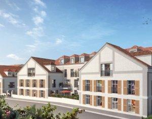 Achat / Vente programme immobilier neuf Voisins-le-Bretonneux centre-ville (78960) - Réf. 5744