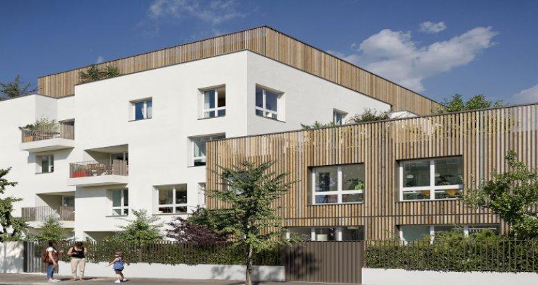 Achat / Vente programme immobilier neuf Achères à 6 min du RER A et du Transilien L (78260) - Réf. 5561