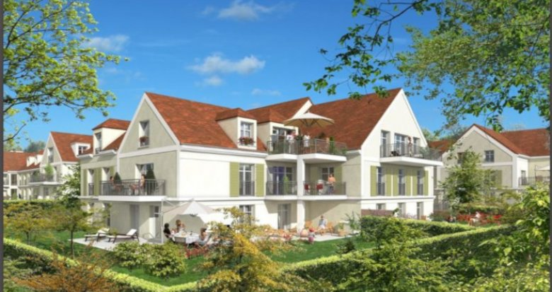 Achat / Vente programme immobilier neuf Andilly proche mairie (95580) - Réf. 2924