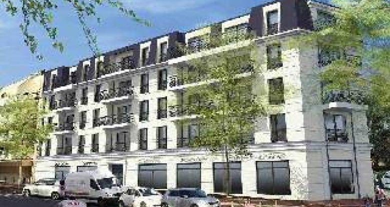 Achat / Vente programme immobilier neuf Antony proche RER (92160) - Réf. 3606