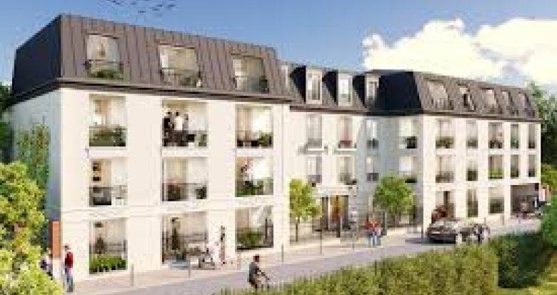 Achat / Vente programme immobilier neuf Antony proche RER B (92160) - Réf. 3522