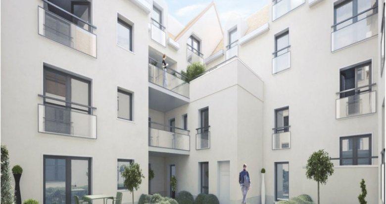 Achat / Vente programme immobilier neuf Arpajon à 13 minutes à pied du RER C (91290) - Réf. 5437