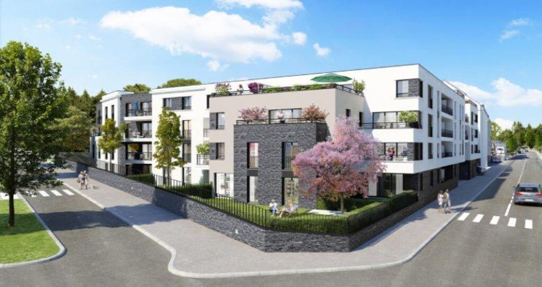 Achat / Vente programme immobilier neuf Arpajon à 5 min du RER C (91290) - Réf. 5444