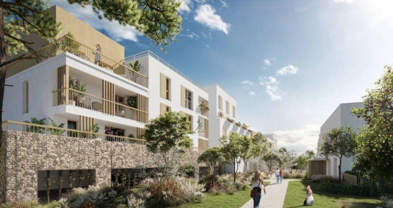 Achat / Vente programme immobilier neuf Arpajon au coeur de l'écoquartier Les Belles Vues (91290) - Réf. 6049