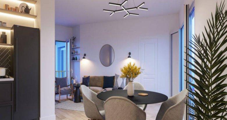 Achat / Vente programme immobilier neuf Athis-Mont proche commodités (91200) - Réf. 4453