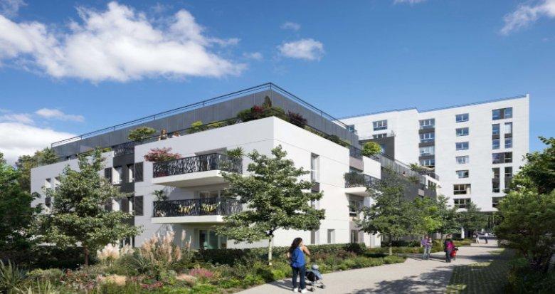 Achat / Vente programme immobilier neuf Aubervilliers à 850m du RER B (93300) - Réf. 5629