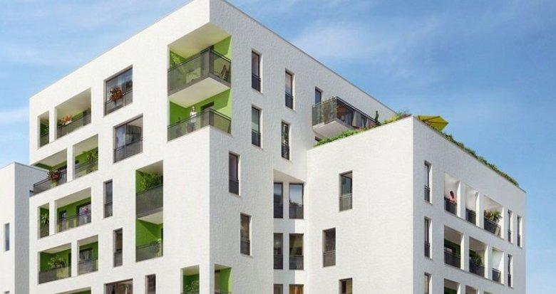 Achat / Vente programme immobilier neuf Bagnolet quartier Blanqui (93170) - Réf. 1359