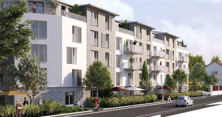 Achat / Vente programme immobilier neuf Beaumont-sur-Oise proche Transilien H (95260) - Réf. 6080