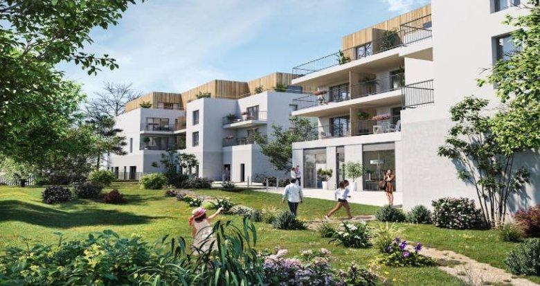 Achat / Vente programme immobilier neuf Bessancourt à 150 mètres de la gare (95550) - Réf. 3948