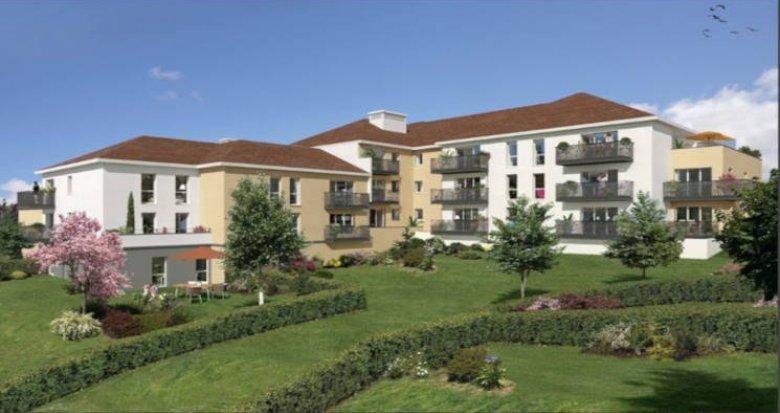 Achat / Vente programme immobilier neuf Beynes proche centre-ville (78650) - Réf. 3559