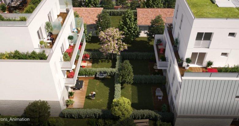 Achat / Vente programme immobilier neuf Bezons proche de toutes les commodités (95870) - Réf. 6115