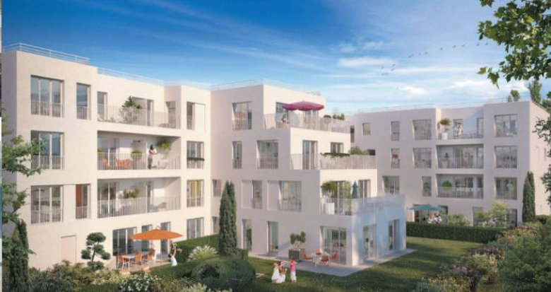 Achat / Vente programme immobilier neuf Bezons proche tramway T2 (95870) - Réf. 3382